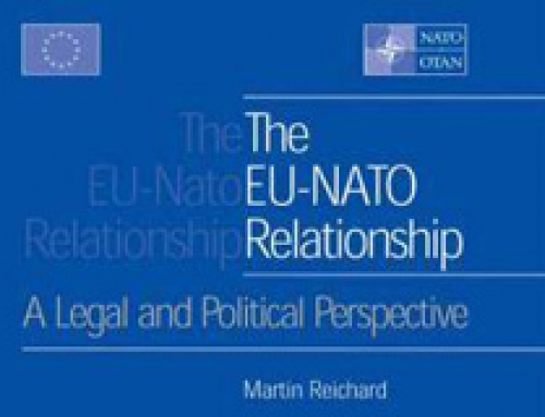 The EU-NATO Relationship: A Legal and Political Perspective / Martin Reichard